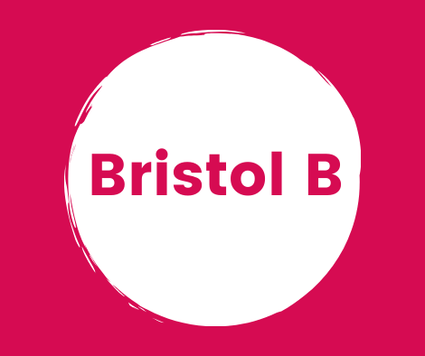Bristol B Button