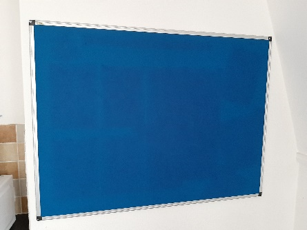 An image of a noticeboard.