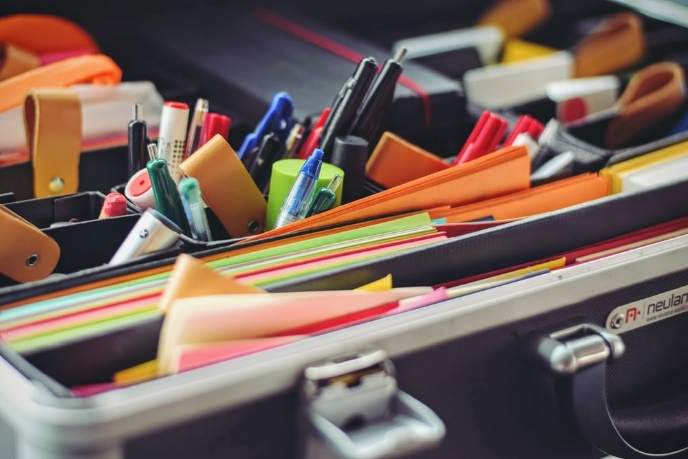 An image of stationery.