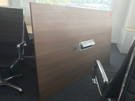 Steelcase FrameOne meeting table