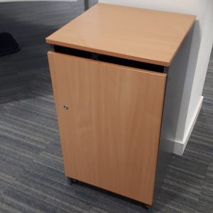 Confidential waste console - 50 wide x50 deep x90 tall