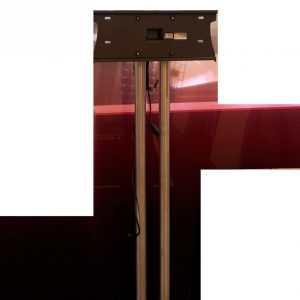 Privacy Panel – 210cm tall x 206cm wide