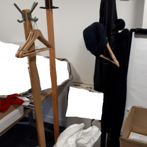 Coat stands - various