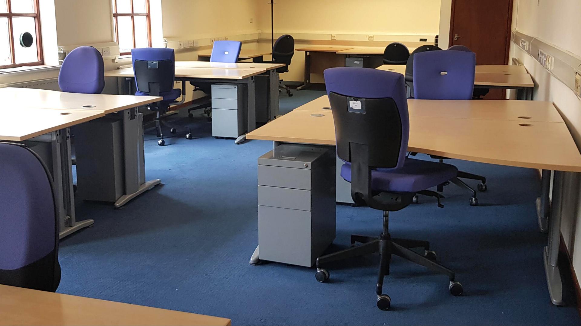 Desk And Swivel Chair Donations