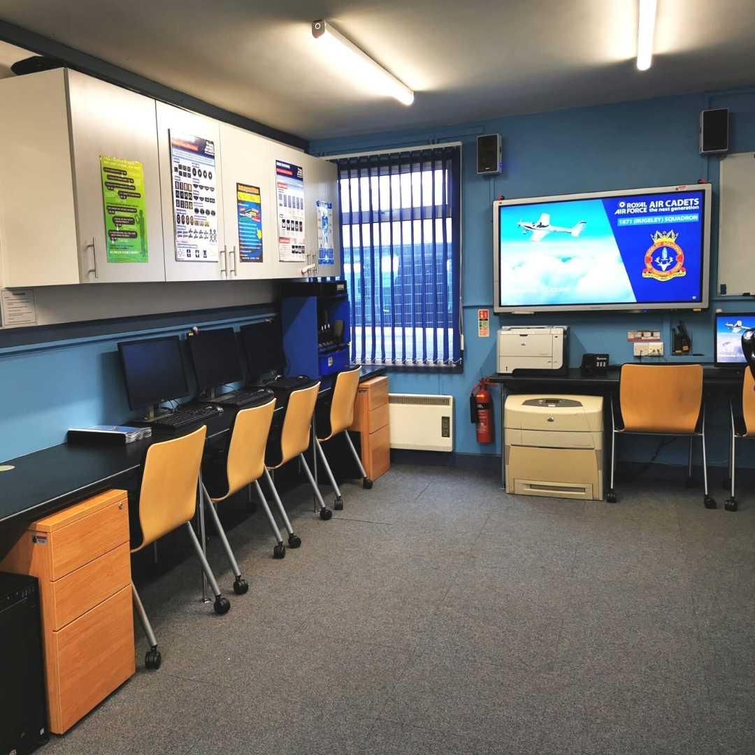 Royal Air Force Air Cadets Furniture Donated